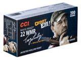 CCI Chootem 22WMR, .22 Caliber, 40-Grain, 200-pk
