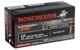 Winchester 17 WSM 20 Grain Varmint HE Super