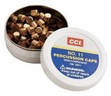 CCI #11 Percussion Caps (Pack of 100)