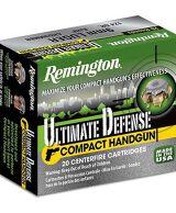 380 auto 102 gr BJHP ultimate defense