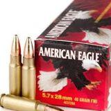 Federal American Eagle 5.7x28mm 40gr, Box of 50