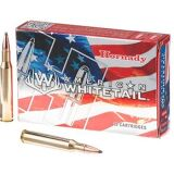 HORNADY AMERICAN WHITETAIL 300 WIN MAG 180 GR INTERLOCK AW BOX OF 20