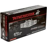 Winchester Accubond .270 WSM 140 Gr 20 Rnds CT