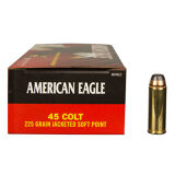 Federal/American Eagle, 45 Colt, 225 gr, JSP (50 Rounds)