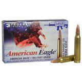 Federal  American Eagle 223 rem 55Gr 500/box