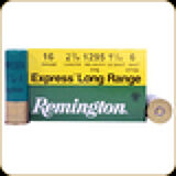 "Remington - 16 Ga 2.75"" - 1 1/8oz - Shot 7.5 - Express Long Range - 25ct - 28009"