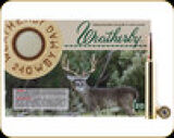 Weatherby - 240 Wby Mag - 100 Gr - Partition - 20ct - N240100PT