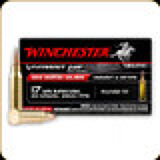 Winchester - 17 WSM - 25 Gr - Varmint HE - Varmint & Coyote Polymer Tip - 50ct - S17W25