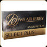 Weatherby - 270 Wby Mag - 140 Gr - Select Plus - Nosler Ballistic Tip - 20ct - N270140BST