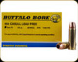 Buffalo Bore - 454 Casull - 250 Gr - Barnes XPB Lead Free Hollow Point - 20ct - 7D