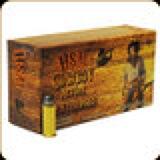 HSM - 38-40 - 180 Gr - Cowboy Action - Hard Lead Round Nose Flat Point - 50ct - HSM-38-40-1-N