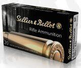 Sellier & Bellot 6.5 Creedmoor 131gr SP - 200rds