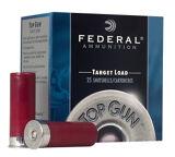 """Federal Top Gun 20ga 2 3/4"""" #9 Case of 250"""