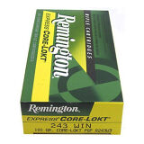 Remington Core-Lokt 243 Win 100gr SP Box of 20