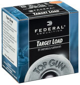 "Federal Top Gun 20ga 2 3/4"" #7.5 Case of 250"