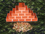 Wolf 40 S&W 180gr TMJ, Lead Free Primers, 250 rounds.