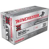Winchester Super-X 32-20 WIN, 100 Grain Lead, Box of 50