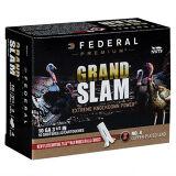 """Federal Grand Slam Turkey 10 ga 3.5"""", #4 , Box of 10"""