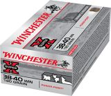 Winchester Super-X 38-40 WCF 180 Grain Soft Point Box of 50