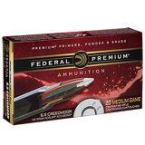 Federal Premium Nosler 6.5 Creedmoor 20 Rds 140 Gr Accubond