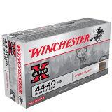 Winchester Super X .44-40 Win, 200 Gr, JSP, 50 Rds