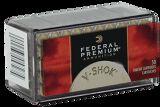 Federal Premium V-Shok, 17 HMR Speer TNT, 17 Gr, JHP, 50 Rds