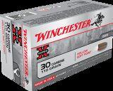 Winchester Super-X 30 Carbine, 110 Gr, HSP, 50 Rds
