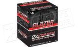 CCI Blazer Bulk Pack 22LR Target Ammunition, 36 Grain, High Velocity, Pack of 525 #10022