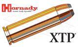 Hornady 500 S&W Magnum XTP, InterLock Flat Point 500 Grain Box of 20 #9252