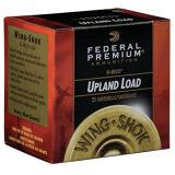 "Federal Wing•Shok Upland Load, 28ga, 2-3/4"", 2-1/4 DE, 3/4 oz, #6, Shotshell Ammunition (25 rds)"