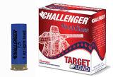 """Challenger 12 GA Target Load #7.5 #7.5 Light Load 12 GA 2 3/4"""" Case of 250"""