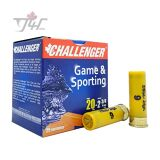 Challenger Game&Sporting 20 Gauge 7/8oz. 2-3/4 inch #9 Shot  25rds