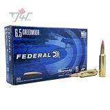 Federal Varmint & Predator 6.5 Creedmoor 95gr. V-Max 200rds