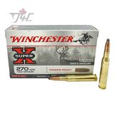 Winchester Super-X .270 Win 130gr. PP 20rds