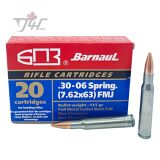 Barnaul .30-06 Springfield 145gr. FMJ 500rds