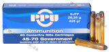 PPU 45-70 Government SJFP 405gr (20rds)