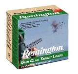 "Remington Target Loads, Gun Club Target Loads Shotgun Ammo - 12Ga, 2-3/4"", 3 DE, 1-1/8oz, #8, 250rds Case, 1200 fps"