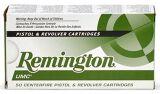 Remington UMC Pistol & Revolver Handgun Ammo - 9mm Luger, 115Gr, MC, 500rds Case