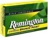Remington Express Centerfire Rifle Ammo - 6.8mm Rem SPC, 115Gr, OTM, 20rds Box