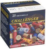 "Challenger Game Loads Shotgun Ammo - .410"", 2-1/2"", 1/2 oz, #5, 25rds Box"