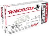 Winchester Target Rifle Ammo - 350 Legend, 255Gr, FMJ, 20rds Box