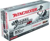Winchester Deer Season XP Rifle Ammo - 300 WSM, 150gr, Extreme Point, 20rds Box