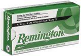 Remington UMC Pistol & Revolver Handgun Ammo - 32 Auto (7.65mm), 71Gr, MC, 50rds Box