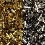 Once Fired 9mm Brass – Indoor Range Fired 9lbs (approx 1000+ Rounds)