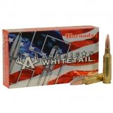 Hornady American Whitetail 6.5 Creedmoor 129 Grains