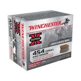 Winchester Super X 454 Casull 250 Grains