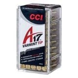 CCI A17 17 HMR 17 GR Ammunition