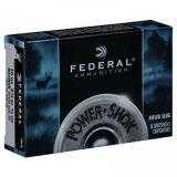 Federal Power•Shok Rifled Slug 16GAx2-3/4″ 4/5 OZ 1600 FPS 5 Rnds