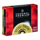 Federal Vital•Shok 10GAx3-1/2″ Buckshot 00 BUCK 1100 FPS 5Rnds