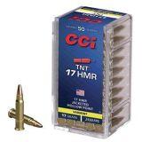 CCI TNT 17 HMR 17gr 2550 FPS 50 Rnds